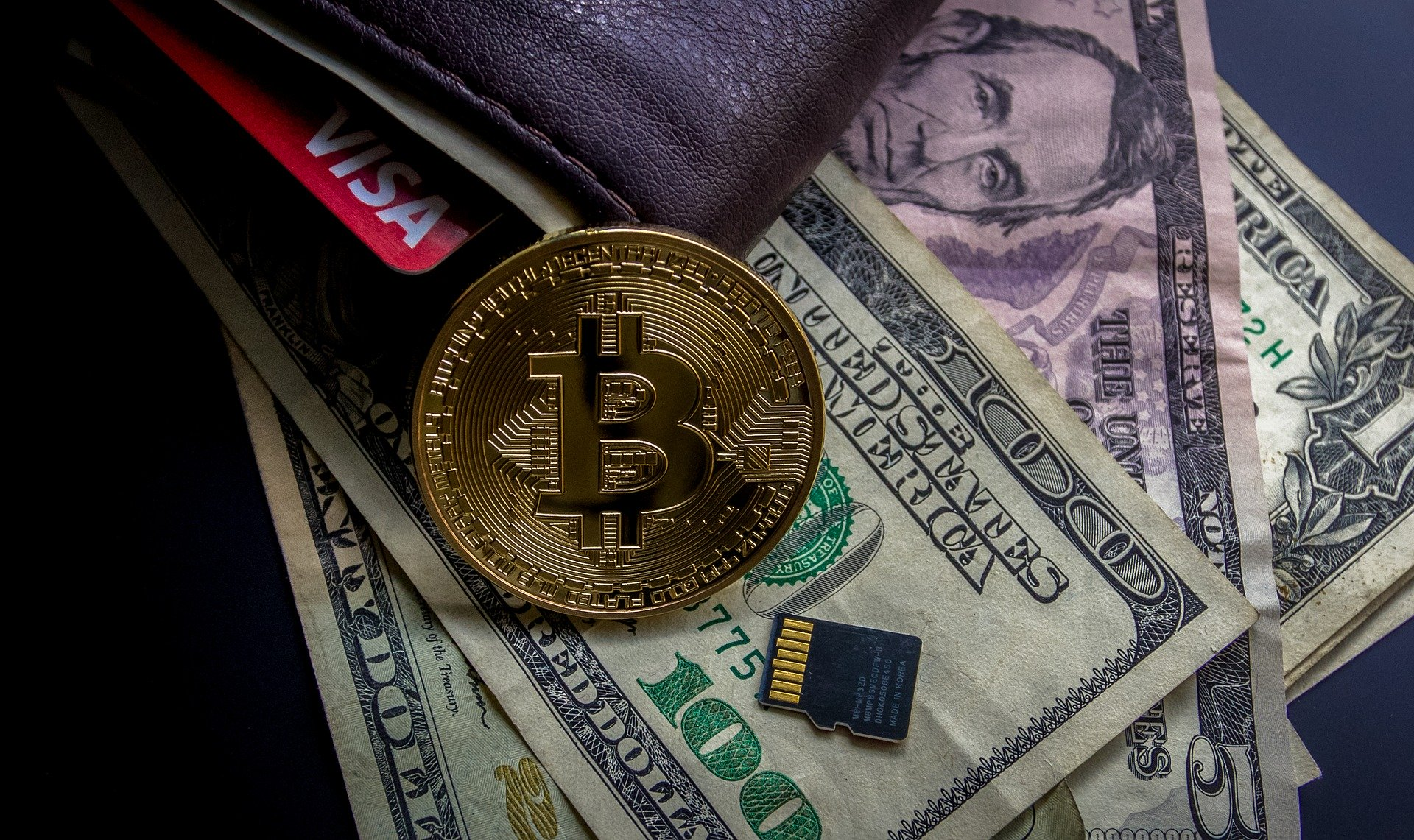 digitale Vermögenswert Bitcoin Profit