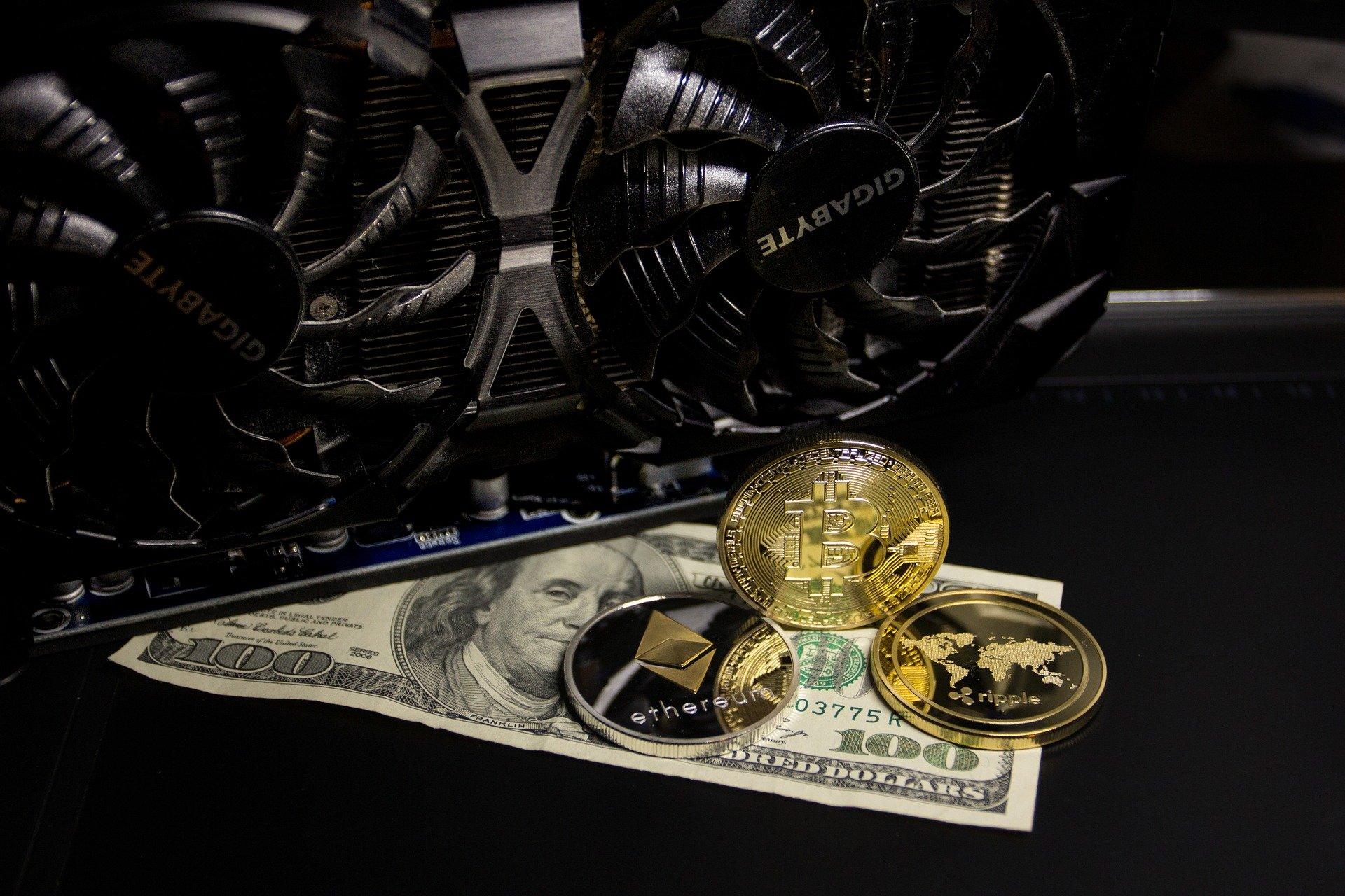 Marktstruktur der Kryptowährung Bitcoin Future